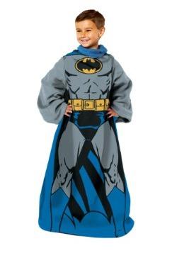 Being Batman Child Comfy Throw