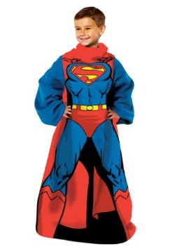 Being Superman Child Comfy Throw
