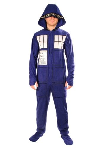 Doctor Who: Tardis Union Suit