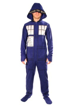 Doctor Who: Tardis Union Suit