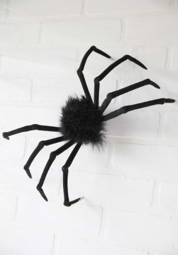 "Poseable 16"" Furry Spider"