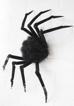 "Poseable 22"" Medium Furry Spider"