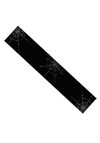 6' Spider Web Table Runner
