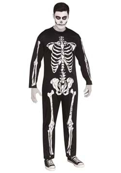Plus Size Scary Skeleton Costume