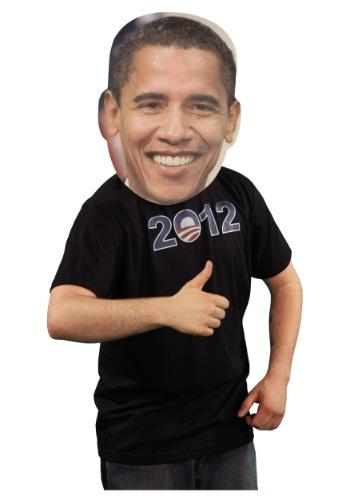 Obama Dance Mask