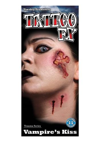 Vampire's Kiss Tempory Tattoo Kit