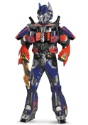 Adult Authentic Optimus Prime Costume
