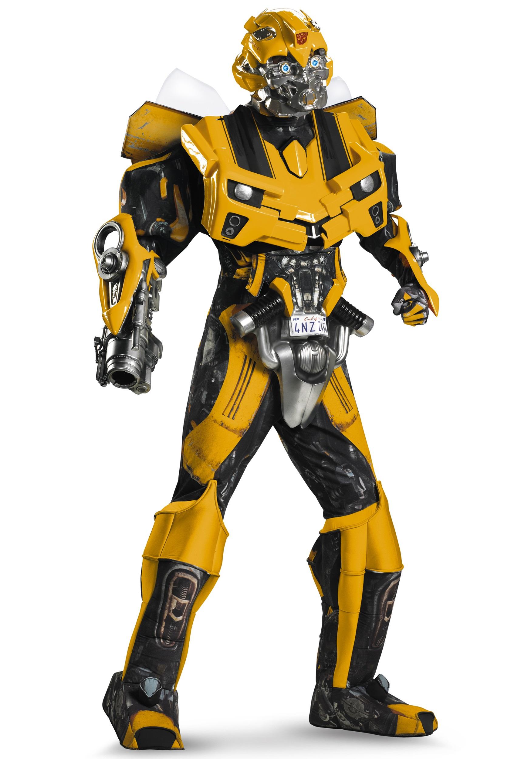 Transformers Costume - Cartoon & Movie Costumes
