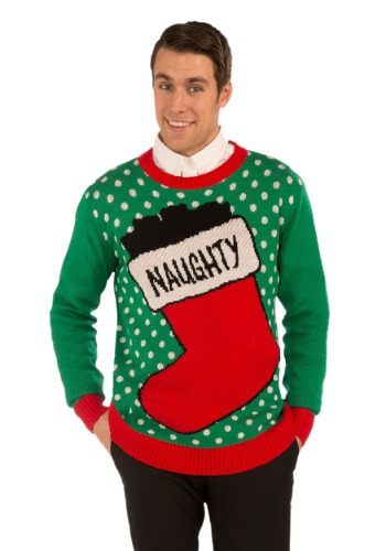 Christmas Naughty Sweater
