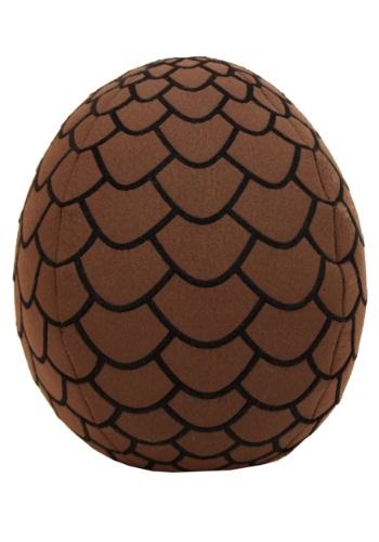 Game of Thrones Plush Brown Dragon Egg