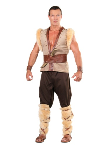 Plus Size Adult Norse God Thor Costume
