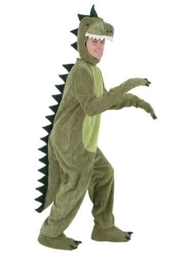 Plus Size T-Rex Costume
