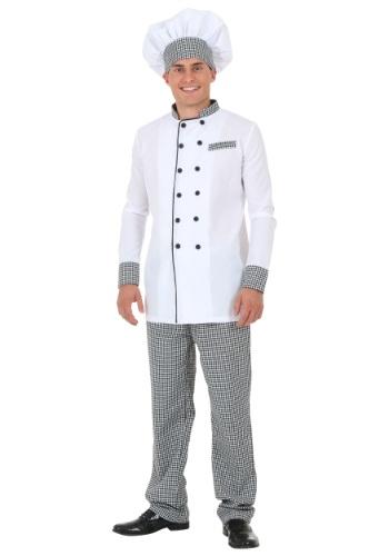 Plus Size Chef Costume