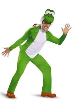 Deluxe Adult Yoshi Costume