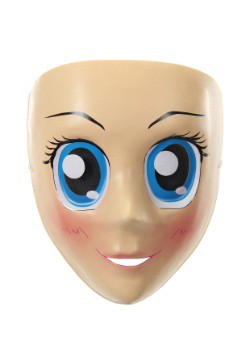 Blue Eyes Anime Mask