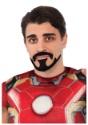 Tony Stark Iron Man Mustache & Goatee