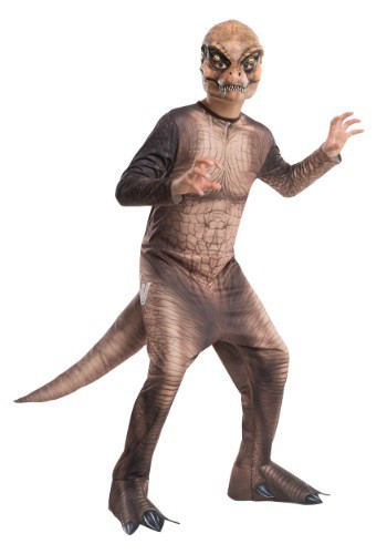 Child Jurassic World T-Rex Costume