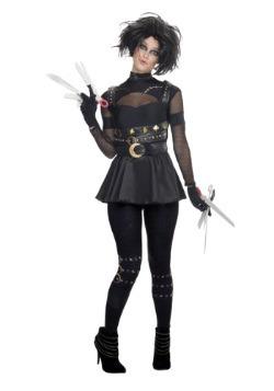 Womens Miss Scissorhands Costume