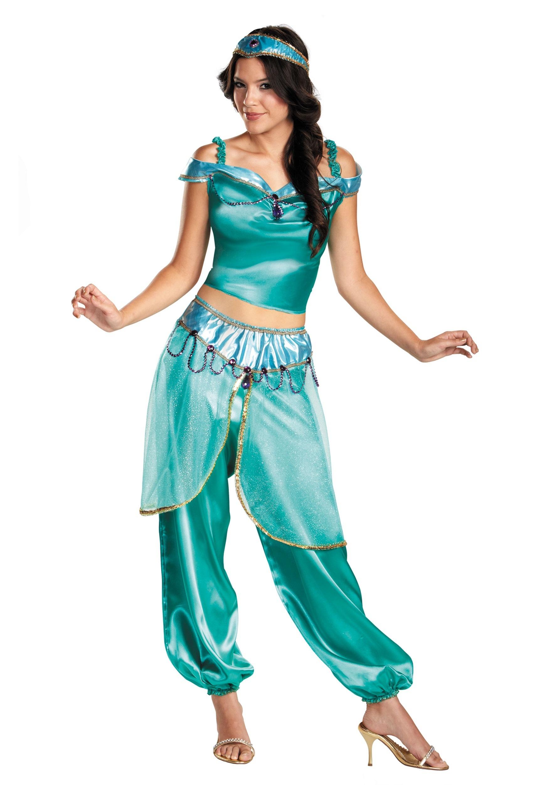 Aladdin Costumes Adult Kids Aladdin And Jasmine Costumes