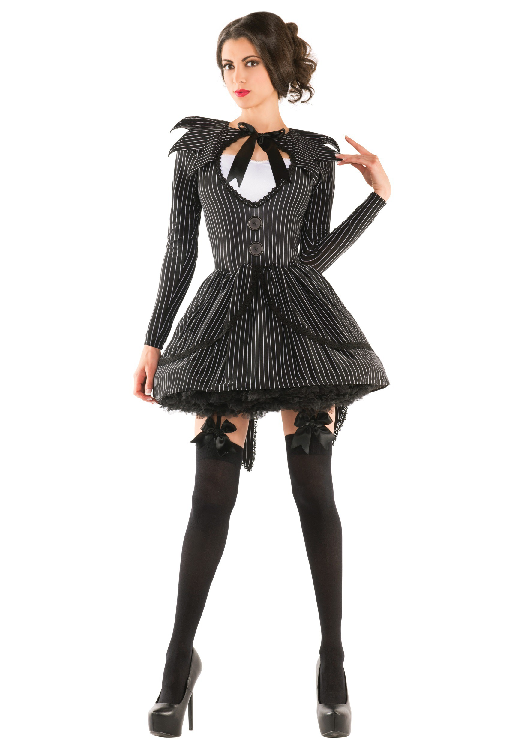Bad Dreams Babe Adult Fancy Dress Costume