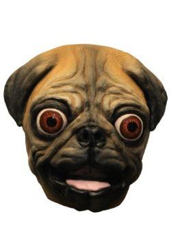 Happy Pug Adult Mask