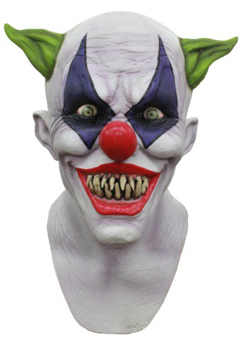 Adult Creepy Giggles Clown Mask