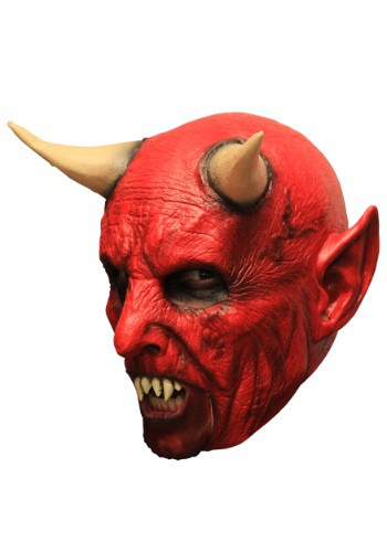 Demon w/ Teeth Adult Mask