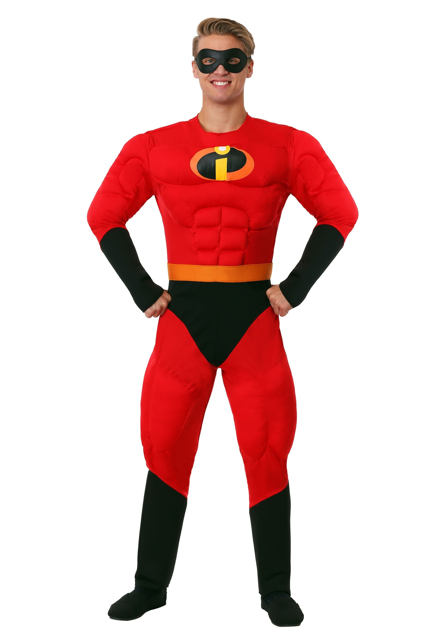 Adult Mr. Incredible Costume  sc 1 st  Halloween Costumes AU & Superhero Costumes - Adult Sexy Child Superhero Halloween Costumes