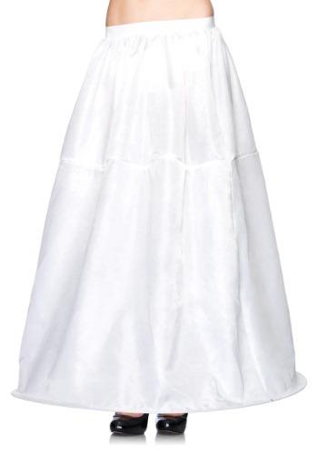 Deluxe Long Hoop Skirt