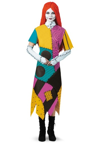 Plus Size Classic Sally Costume
