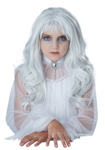 Girls Ghost Wig