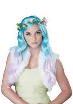 Women's Floral Fantasy Wig