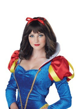 Women's Snow White Wig