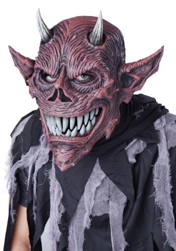 Devil Ani-Motion Mask