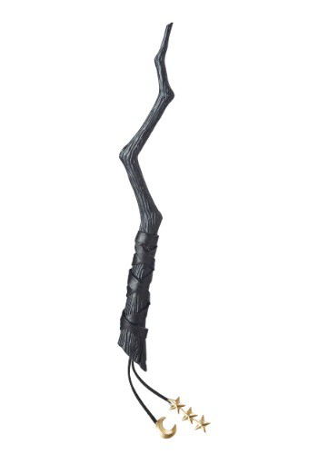 Black Witch Wand