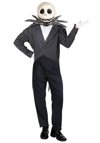 Adult Jack Skellington Costume