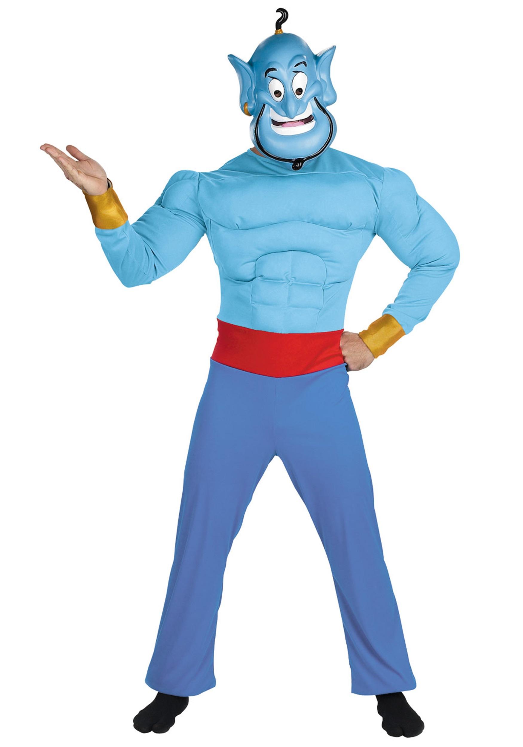 sc 1 st  Halloween Costumes & Menu0027s Genie Costume