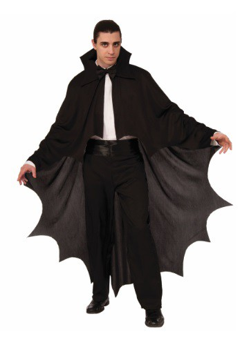 Adult Vampire Bat Cape
