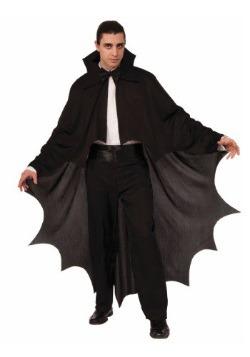 Adult Vampire Bat Cape