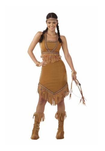 Womens Cherokee Cutie Costume