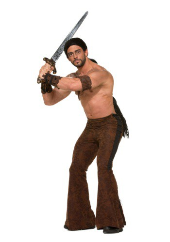 Mens Medieval Warrior Pants