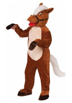 Adult Henry The Horse Mascot