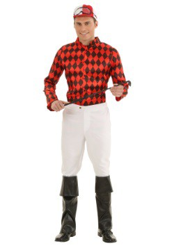 Plus Size Horse Jockey Costume