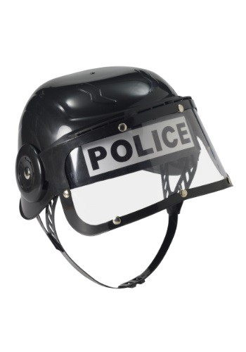 Child Police Riot Helmet