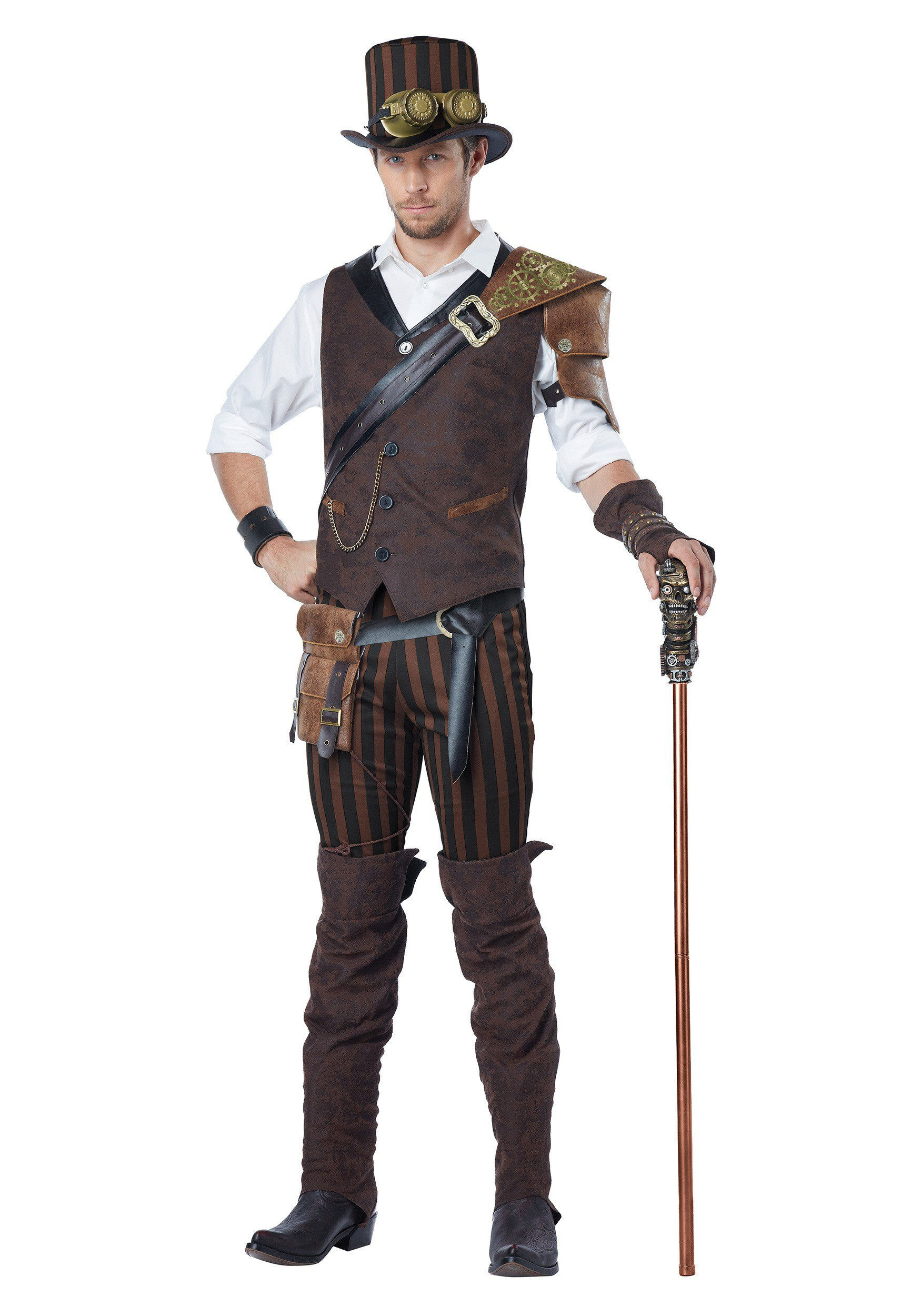 Steampunk Costumes - Victorian Steampunk Fashion Costumes