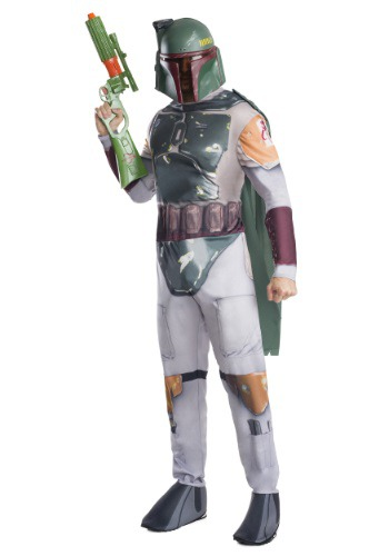 Adult Boba Fett Costume