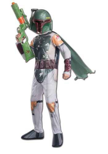 Child Boba Fett Costume