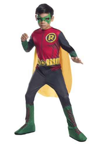 DC Comics Child Robin Costume