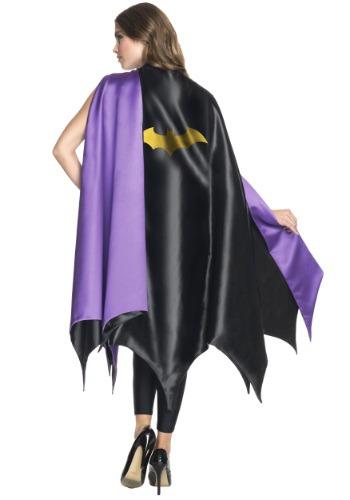 Adult Deluxe Batgirl Cape