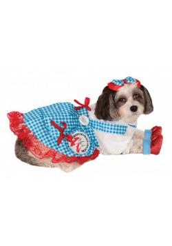 Dorothy Pet Costume